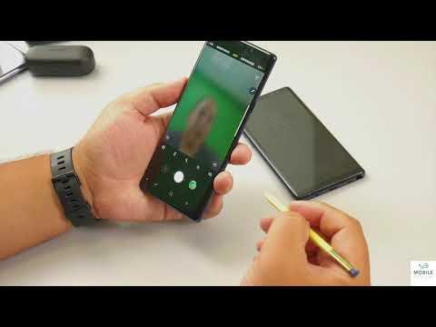Samsung Galaxy Note 9. Возможности S Pen
