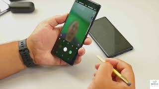 Samsung Galaxy Note 9. Возможности S Pen