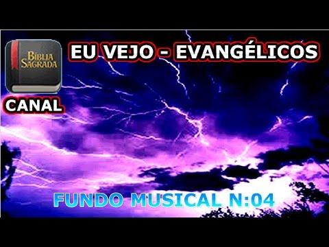 fundo musical para pregações (04) pentecostal