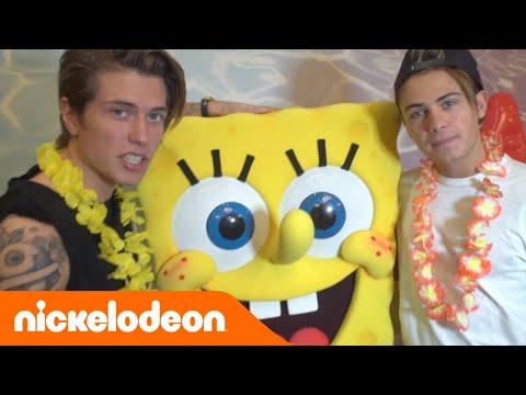 Benji & Fede @ Los Angeles | Ep. 6: Colazione con Spongebob | Nickelodeon