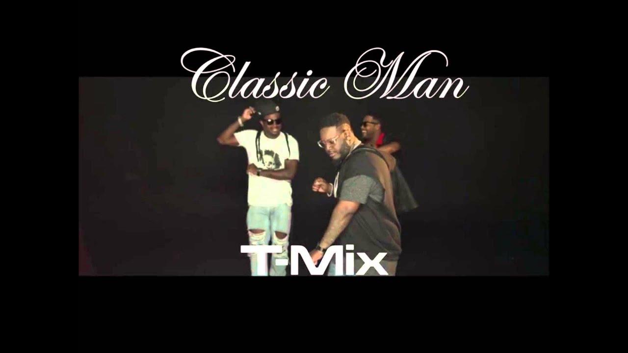 T-Pain ft Vantrease & Young Cash - Classic Man Remix ...