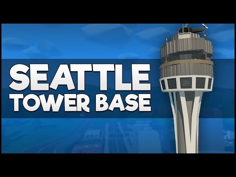 SECURE SEATTLE TOWER BASE! (Unturned Building)