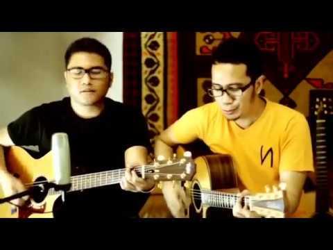 Lebih Indah - Adera ft  Andre Dinuth Acoustic Version FAILS NGAKAK KOCAK LUCU BANGET !!!