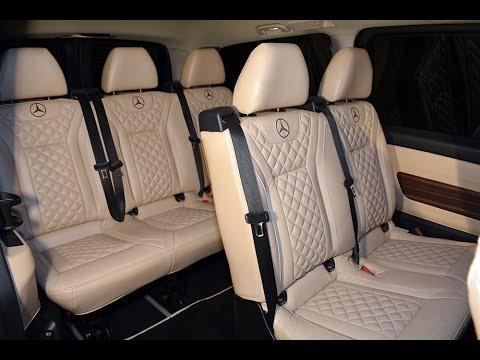 HQ Custom Design Inc Mercedes Benz Metris Executive Luxury Edition Conversion
