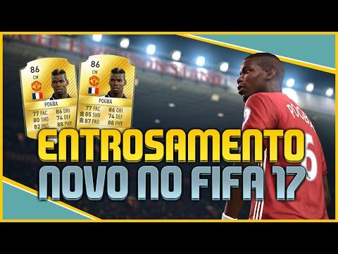 ENTROSAMENTO/QUÍMICA VAI MUDAR NO FIFA 17?!