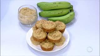 Banana é a fruta mais consumida no Brasil e a segunda no mundo