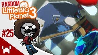Sonic Train Survival - Little Big Planet 3: Random Multiplayer - Ep. 25