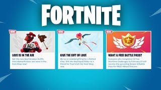Fortnite Season 8 Battle Pass FREE If You Complete 13 Overtime Challenges!