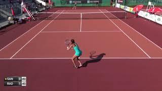 Sanchez Palau Ana Sofia v Radwanska Urszula - 2019 ITF Petit-Bourg