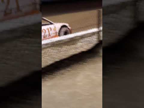Muskingum county speedway dirt track racing 4 cylinder feature