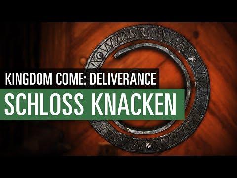 Kingdom Come Deliverance - Schlösser knacken für Anfänger - Lockpicking Guide