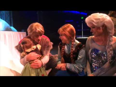 anna and kristoff meet