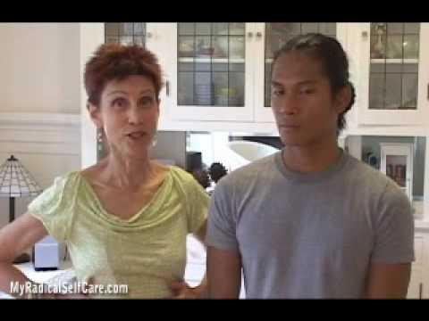 Diaphragm Release - Radical Self Care - Elizabeth Reveley