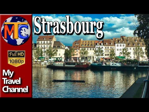 Visiting Strasbourg France