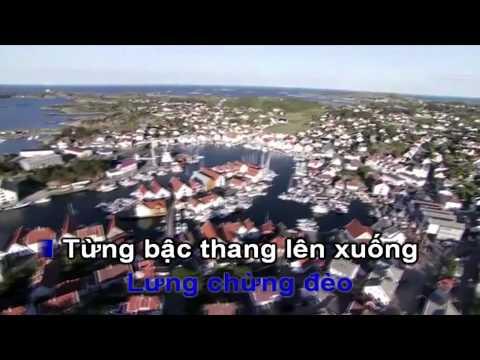 [HD] Karaoke  Thơ Tình Của Núi - full beat  (Karaoke by Kgmnc)