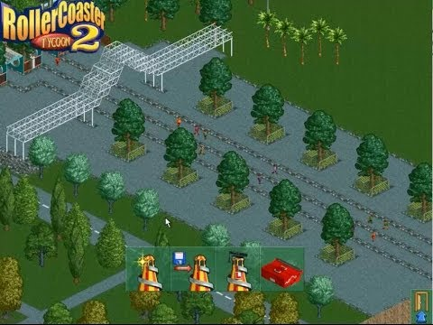 GDPC: RollerCoaster Tycoon 2 auf Windows Vista + 7 + 8 spielen 32-Bit +  64-Bit Roller Coaster
