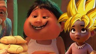 Coco and Moana craziness
