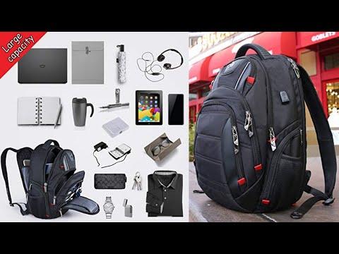 top-5-best-backpacks-2020---lenovo-swissdigital-nomatic-travel-voyageur-carson-boosted---backpacks