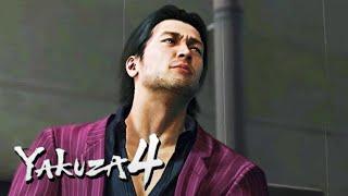 Yakuza 4 - Intro & Chapter #1 - The Mysterious Loan Shark (Akiyama)