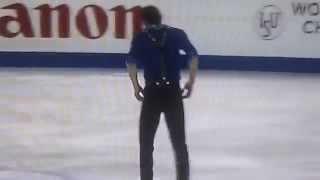 WORLDS-2015 Jason BROWN (SP-6º) (ISU World Figure Skating Championships MEN) SHANGHAI
