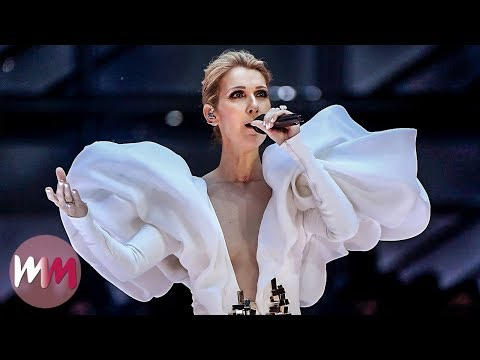 Top 10 Celine Dion Fashion Moments