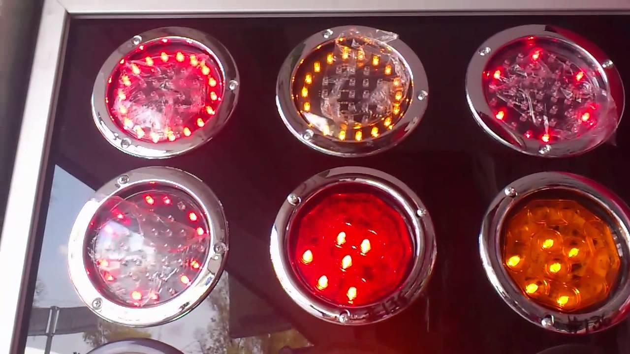 Plafon de leds para camiones youtube - Foco led interior ...