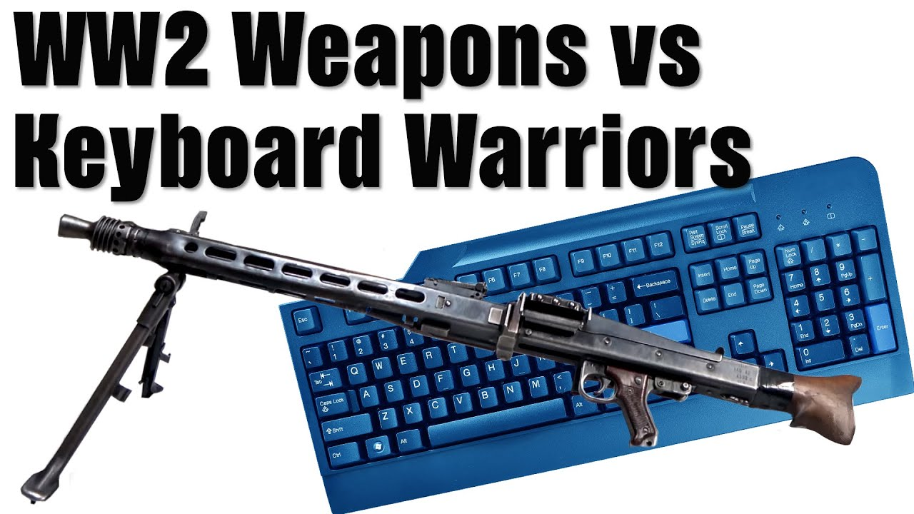 You're judging WW2 Weapons wrong!
