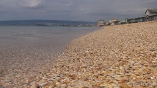 Прибрежное Крым Аквапарк пляж Поездка на море 6 Июля 2014(Прибрежное — небольшой поселочек, расположенный между Евпаторией и г. Саки, вблизи самого большого в Крыму..., 2016-03-20T06:06:07.000Z)
