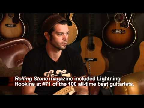 Doyle Bramhall II on Guitar Universe Video  Part 1