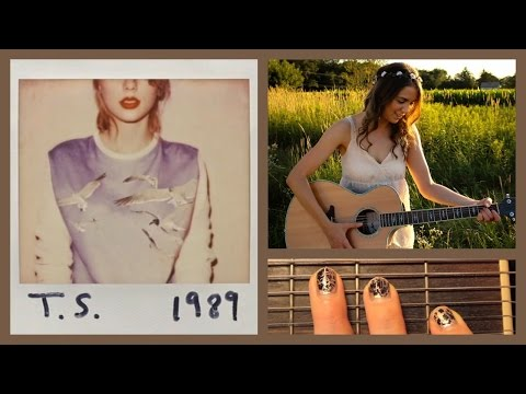 Style - Taylor Swift Guitar Tutorial