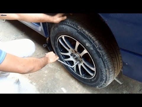 How To Change a Car Tire | আপনি নিজেই এখন আপনার গাড়ির চাকা পরিবর্তন করুন