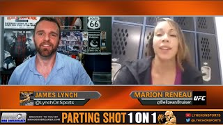 "Marion Reneau ""Bethe Correia wants big name fights but doesn't bring a big name performance"""