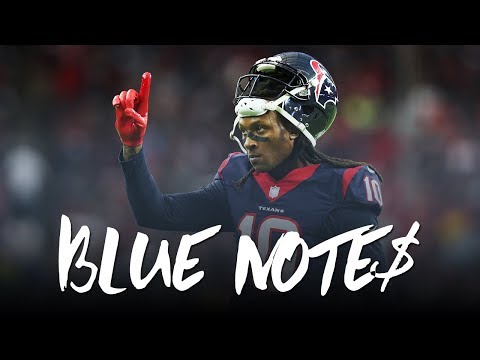 DeAndre Hopkins: BLUE NOTE$ ᴴᴰ