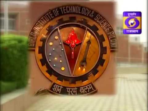 Doordarshan Coverage of Convocation 2017 at BITS Pilani, Pil