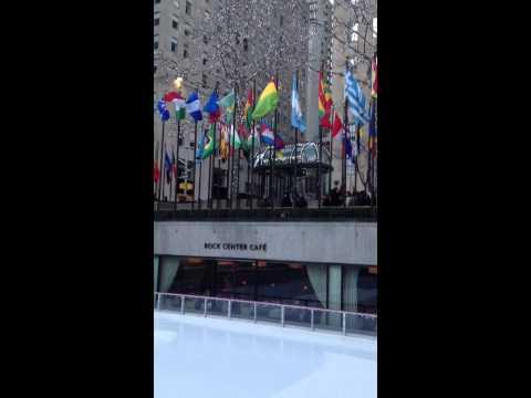 NYC Rockefeella Centre NYC