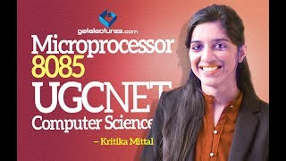 Timing Diagram for 8085 Microprocessor part 2  ugc net computer science ies