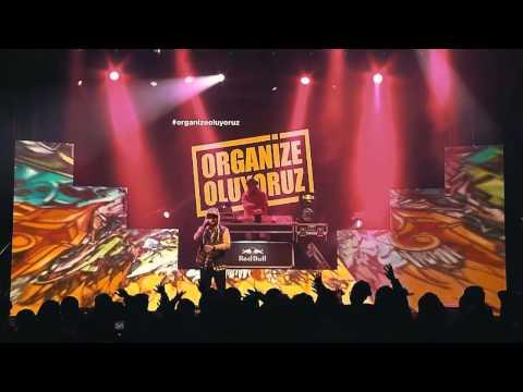 Kozmos - Rüya (OO3 Fest / Live Performance)