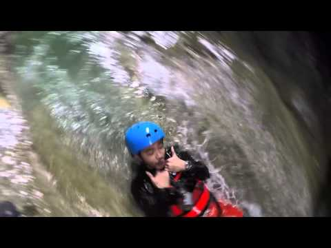 GoPro Travel - Canyoneering Badian, Cebu