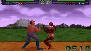 FX Fighter Gameplay PC
