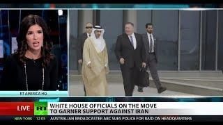 War hawks on global trip to rally allies