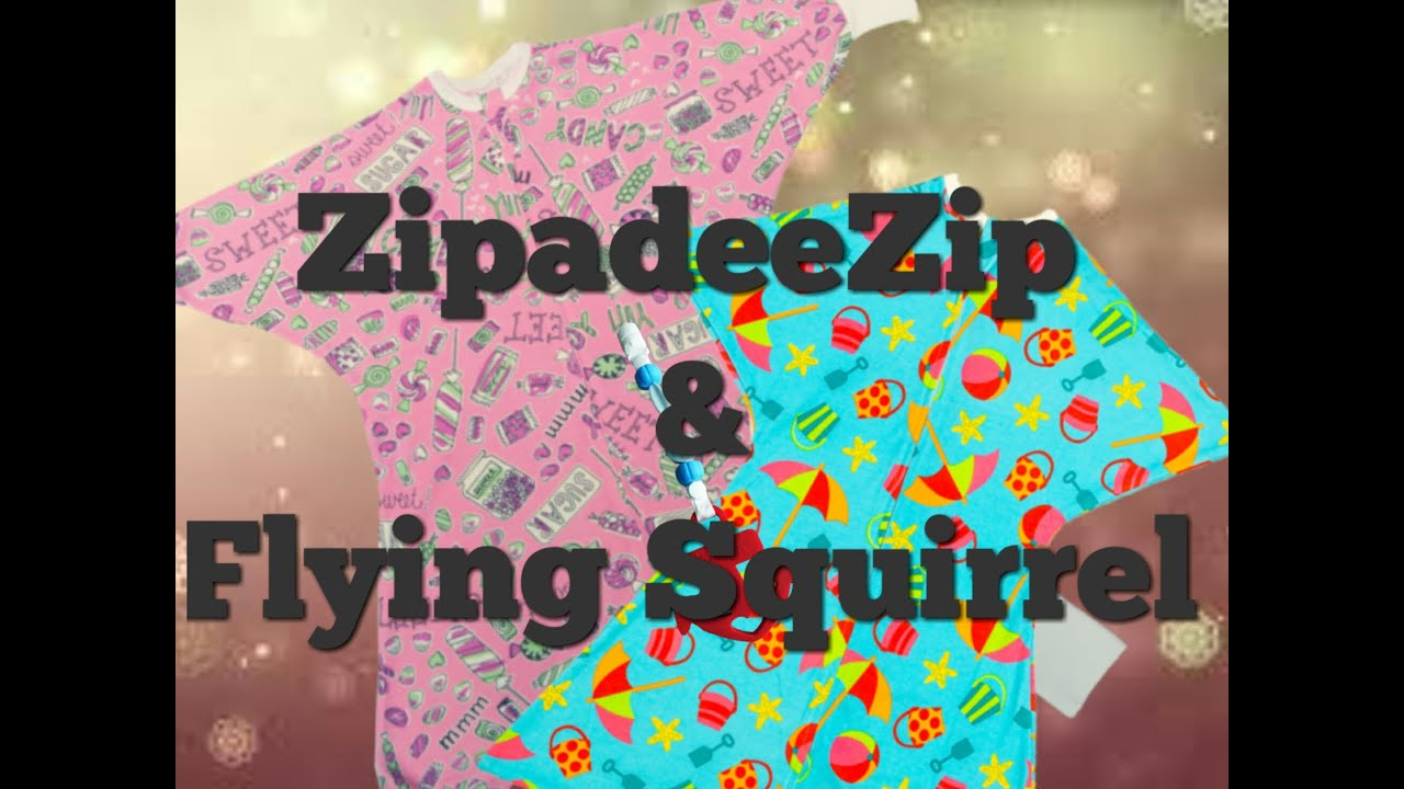 dfa00dbb9 OVERVIEW   GIVEAWAY ♡ SLEEPING BABY ZIPADEEZIP AND FLYING SQUIRREL ...