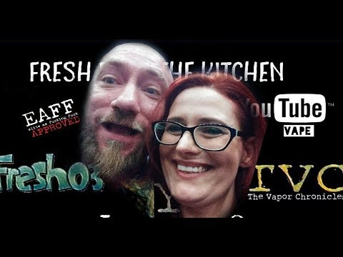 Fresh from the Kitchen on fresh03!  Kimmy Vapes and the Mixer's Funk!
