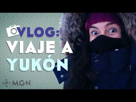 Vlog: ¡Viaje a Whitehorse, Yukón!