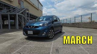 Prueba de Manejo Nissan March SR 2019