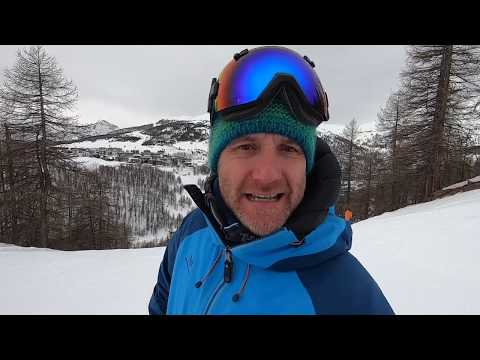 Sestriere Snow Report 27th Jan 2020