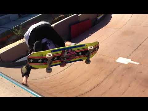 Skate clips