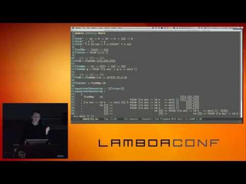 LambdaConf 2015 - Programming and Math   Harold Carr