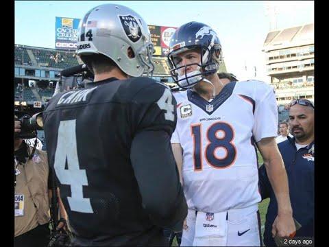 Broncos vs Raiders 2014 W10 Highlights