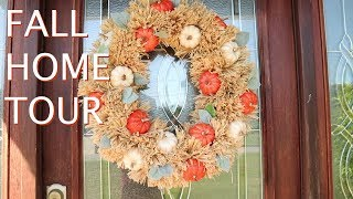 MY FALL DECOR HOME TOUR 2018 🍁 LILLY AND THINGS