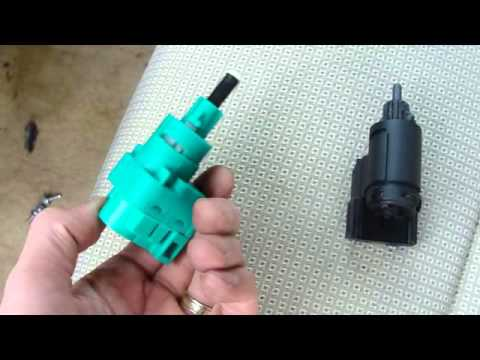 How to repair Brake lights on Audi a3 a4 or vw jetta if they wont turn off or wont work at all